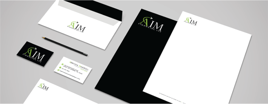AIM Financial Branding