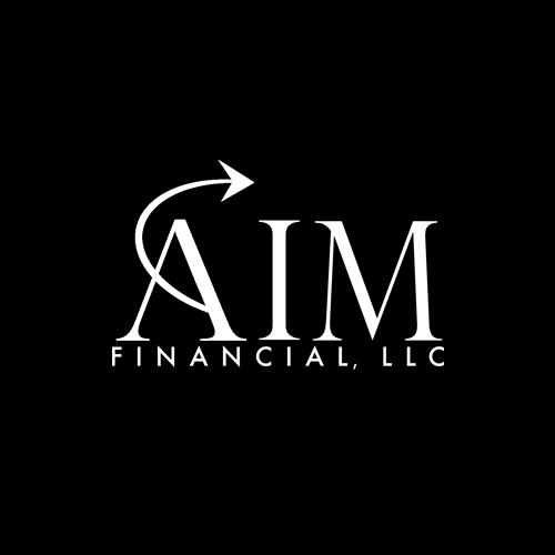 AIM Financial Logo Design