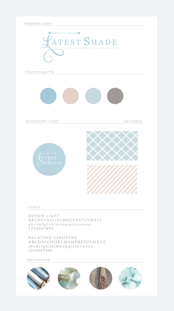 The Latest Shade Brand Style Guide