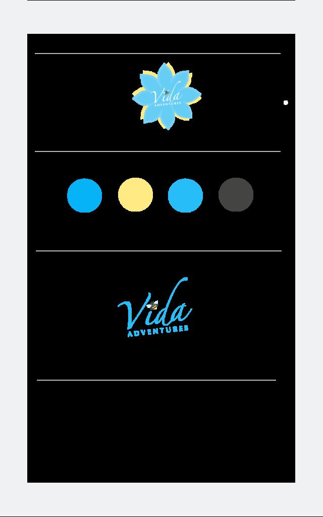 Vida Adventures Brand Style Guide